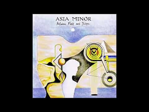 Asia Minor - Between Flesh  Divine (1980) Full Album