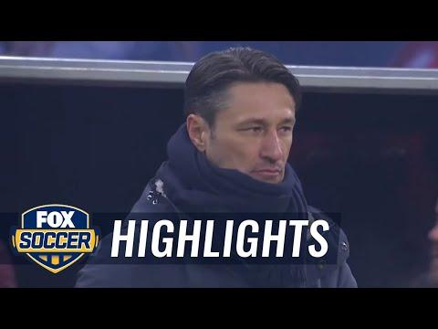 RB Leipzig vs. Eintracht Frankfurt | 2016–17 Bundesliga Highlights