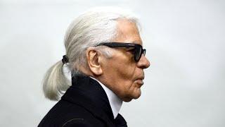 Legendärer Modedesigner: Karl Lagerfeld ist tot