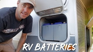 RV Batteries What You Need To Know.