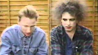 The Cure Fascination Street Live 1993/RS interview