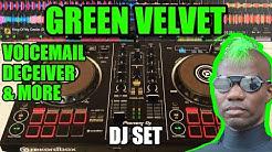Green Velvet Best Songs Mix | Tech House & Techno DJ Set