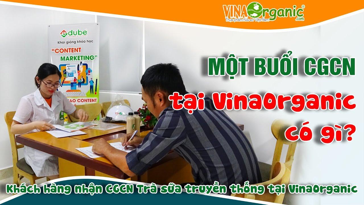 Một buổi Chuyển giao công nghệ tại VinaOrganic có gì?