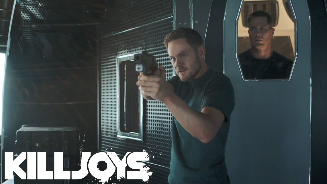 Download Killjoys Season 5 Moments: Then There Were Three
