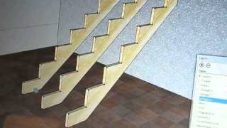 Stair Construction - Planning With Sketchup