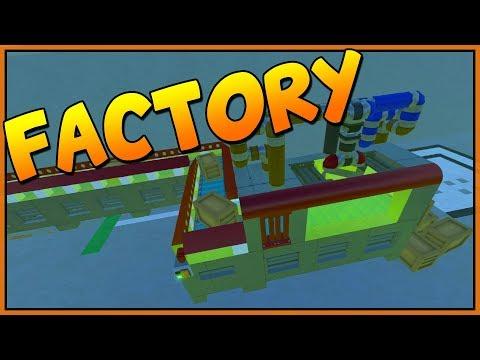 MACHINE COMPLETE AND WORKING - Scrap Mechanic Piston Builds - Let's Play Scrap Mechanic Gameplay