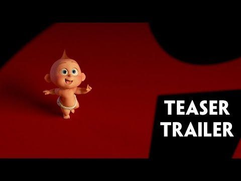 Incredibles 2 Official Teaser incredibles 2