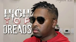 Dreadlock Hairstyles for Black AA Men | Hair Makeover #20 | Ft. Young Head Beats