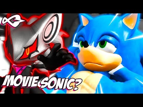 Infinite Reacts To Realistic Look 2 Sonic Sfm Movie Sonic Youtube