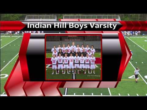 Boys Varsity Lacrosse. IH vs Seven Hills. 4-30-14