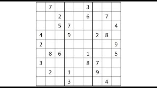 Sudoku Primer 108 Using two tricks to break through a diabolical puzzle
