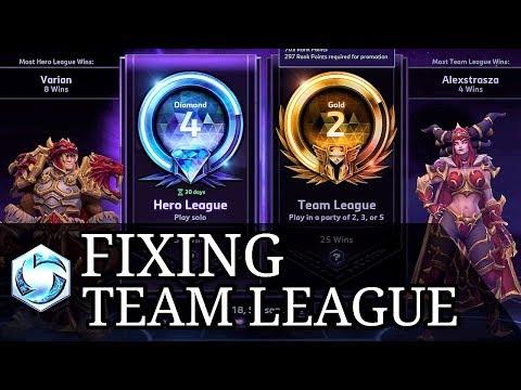hots fix matchmaking