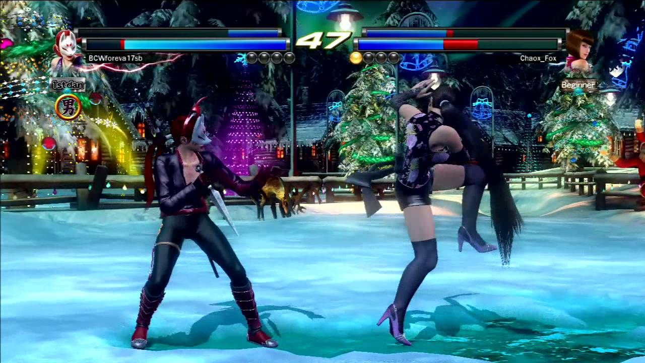 Tekken Tag Tournament 2 (PS3) - Kunimitsu/Jun vs Lars/Anna ...