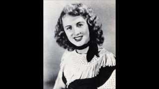Bonnie Lou - Seven Lonely Days (1953).