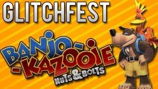 Banjo Kazooie: Nuts & Bolts - Glitchfest