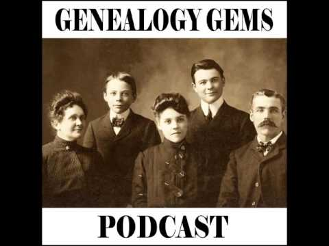 Episode 139 Going Back to Family History School