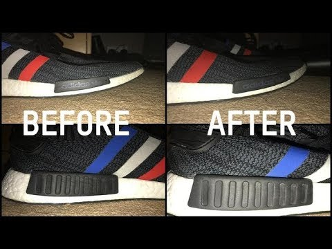 sports shoes cd536 f128c REMOVE CREASES FROM YOUR MIDSOLE!  Sneakerhead  LIFEHACK