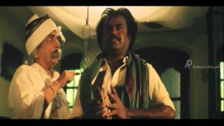 Yejamaan | Tamil Movie Comedy | Rajnikanth | Goundamani | Senthil | Meena