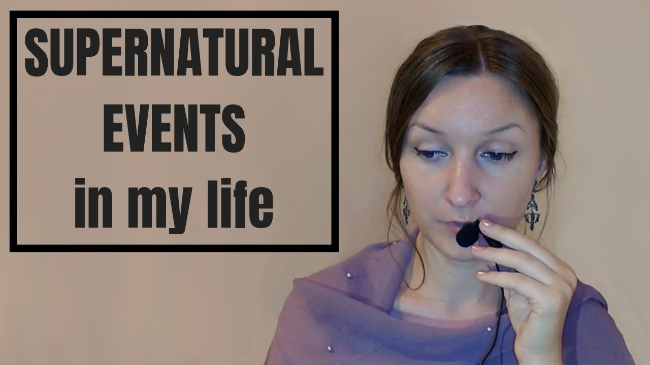 Personal Update About Some Supernatural Events That Happened in My Life - Simona Rich