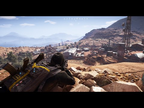Tom Clancy's Ghost Recon - Wildlands | El Pozolero Kidnapped Mission |
