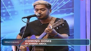 Runner Up Indonesian Idol 2018, Ahmad Abdul Rilis Single 'Coming Home' Part 1 - iNtermezzo 27/09