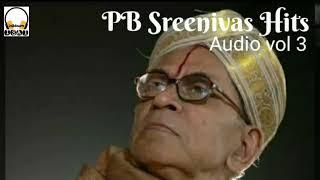 PB Sreenivas Hits - Audio vol 3