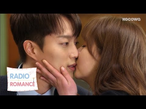 KimSoHyun Kissed YoonDooJoon an Apology! [Radio Romance Ep 11]