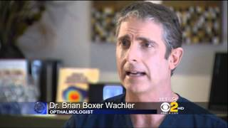 Breaking Story - Keratoconus In The Military - Dr. Brian Boxer Wachler Video