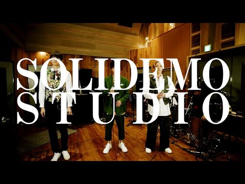 SOLIDEMO / 瞬き (back number cover)
