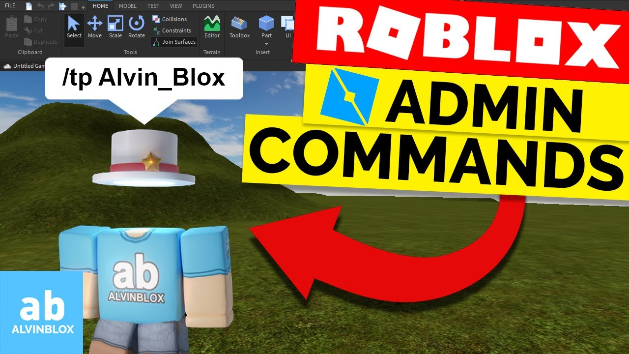 Hd Admin Commands Youtube Roblox Make Admin Commands Roblox Scripting Tutorial Advanced Youtube