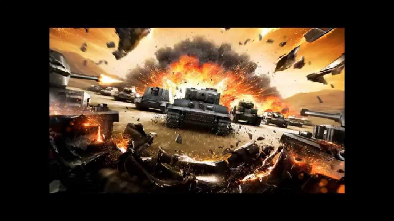 World Of Tanks на Youtube
