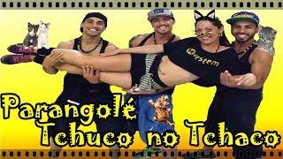 Tchuco no tchaco - Parangolé - Performance Equipe Marreta Coreografia Oficial