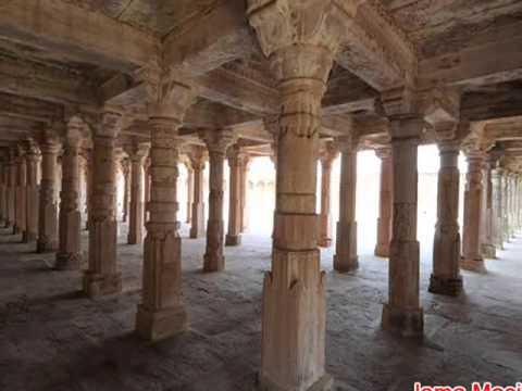 Mandu | Tourist Attractions in Mandu | Tour Places in Mandu - MP Tourism