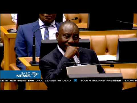 Pres Ramaphosa to answer oral questions in Parliament