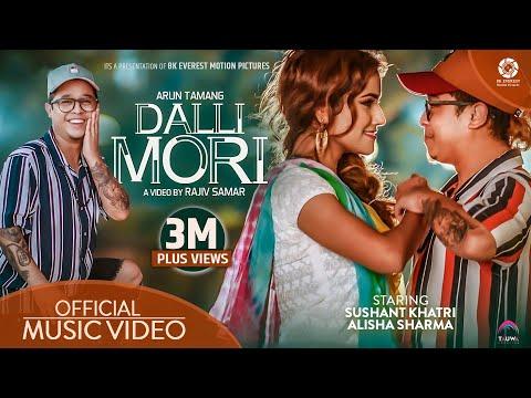 Dalli Mori - Sushant Khatri | Ft. Alisha Sharma | Arun Tamang | Official Music Video