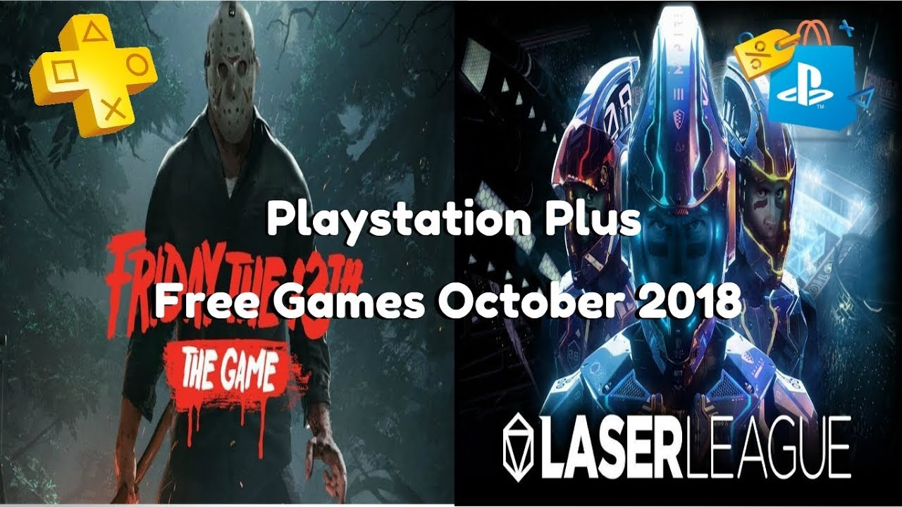 Playstation Plus | Free Games | October 2018 | Video Gaming News