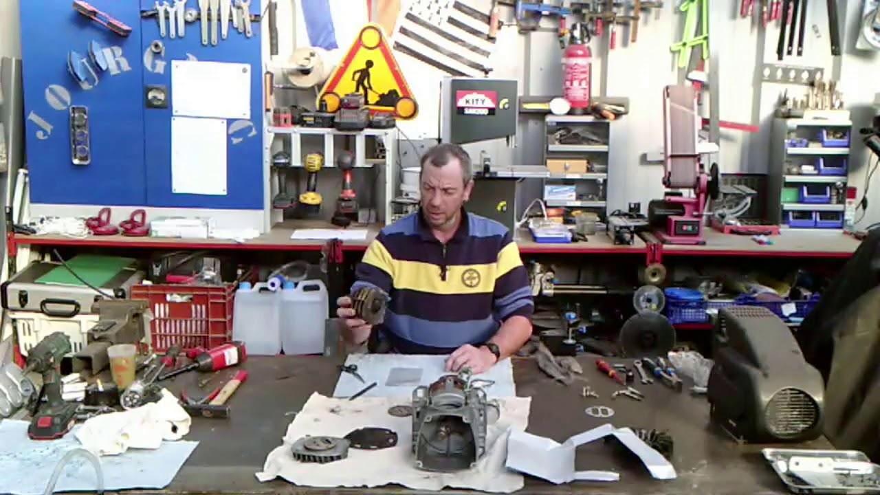 Compair Compresseur Dair à Pistons Tuto Technique Régler