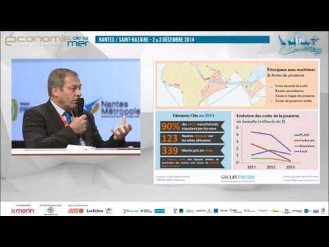 Groupe Prorisk aux Assises de l'Economie de la Mer 2014