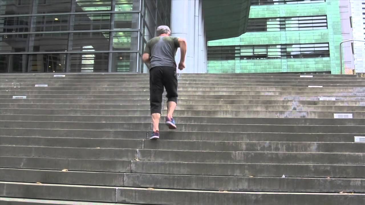 The Art Of Stair Climbing Youtube