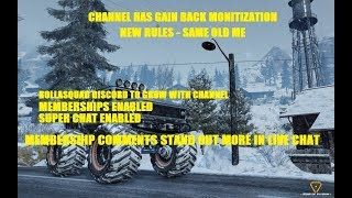 🔴Ring Of Elysium - LIVE 🔴 - 22 kills today - SEASON 2 MAP ONE DAY OUT - RE-MONITIZED #RollaSquad