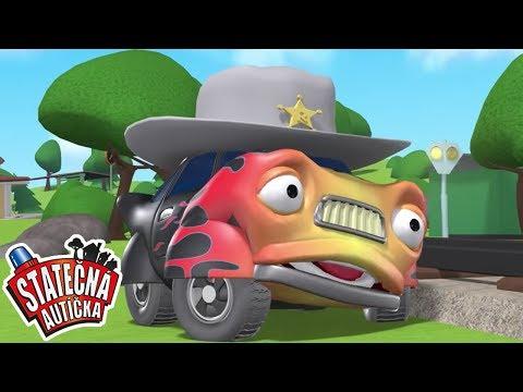 Statečná autíčka - | Kreslené pro Děti | Animované pro Děti from YouTube · Duration:  48 minutes 32 seconds