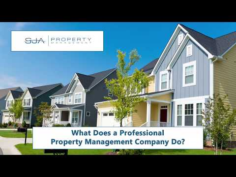 What Does a Professional Property Management Company Do in Redmond, WA?
