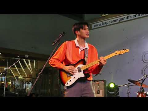 Phum Viphurit - Long Gone | Live in happening and friends : Go Inter