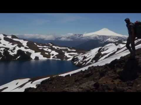 VISIT CHILE: Laguna Azul - Villarrica