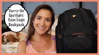 Carry-On Spotlight: Case Logic SLR Camera & Laptop Backpack Thumbnail
