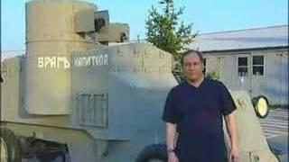 Udarnaya Sila - Rostok, BTR-80,BTR-90 (ударная сила) 1/4 (RU