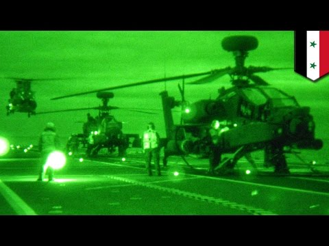 Hostage rescue mission fails: U.S. confirms secret Syrian incursion to grab Americans