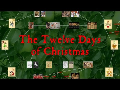 The Twelve Days of Christmas: Word History Connections