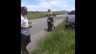 Piloto de Moto (rally dakar 2016- Córdoba)
