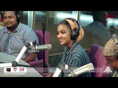 Sudan Radio | Tour in Pro106.6 radio station لقاء وجولة في راديو المهن بحلته الجديدة مع بحري بيبي
